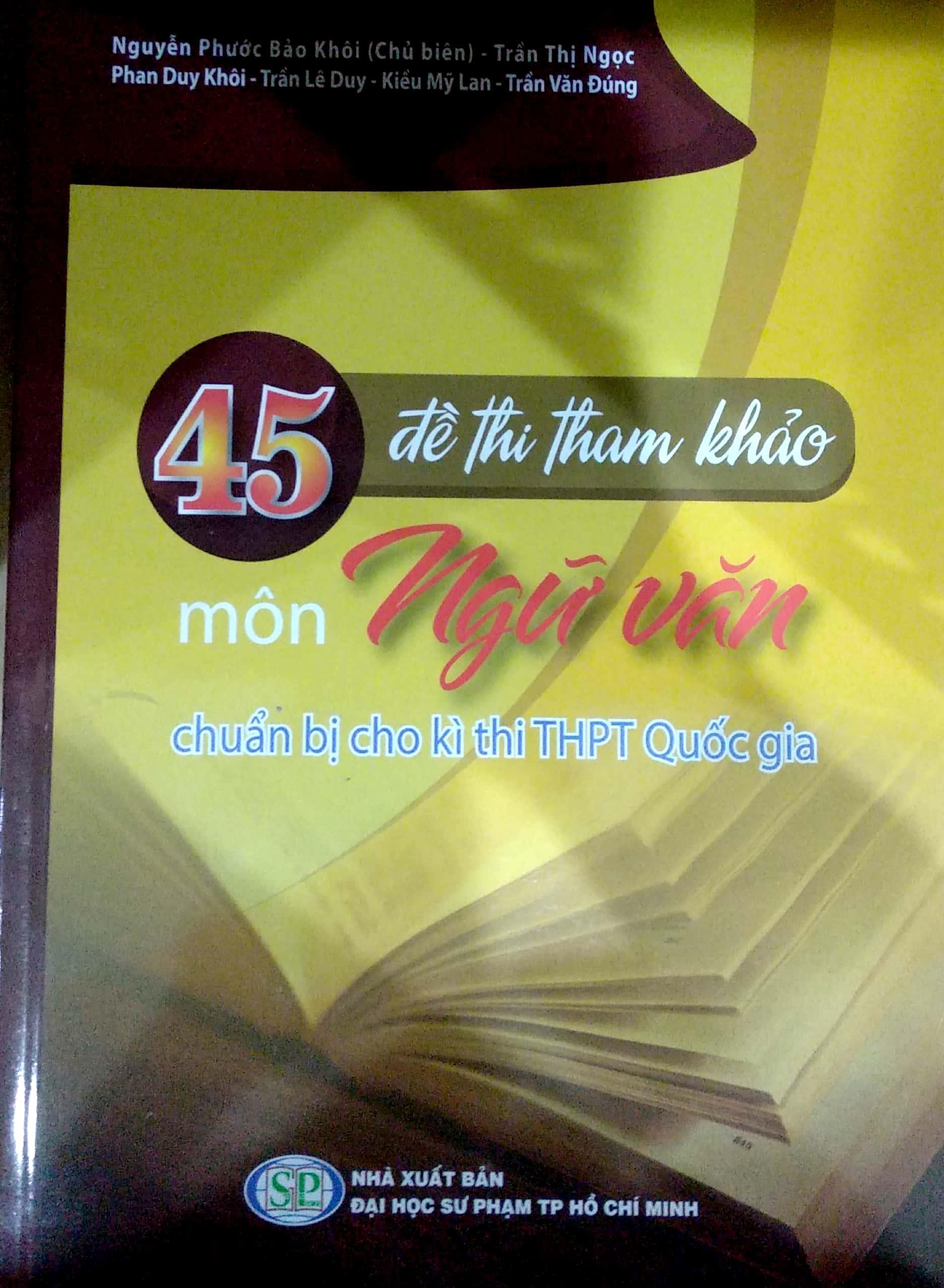 Biểu đồ lịch sử biến động giá bán 45 Đề Thi Tham Khảo Môn Ngữ Văn Chuẩn Bị Cho Kì Thi Thpt