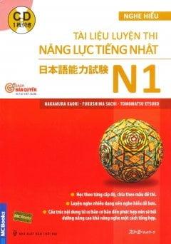 Tài Liệu Luyện Thi Năng Lực Nhật Ngữ N1 (Sách Nguyên Bản) - Kèm CD