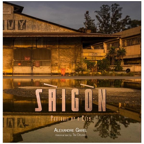 Sài Gòn Portrait Of A City 2011-2020 (Sách Ảnh A-V)
