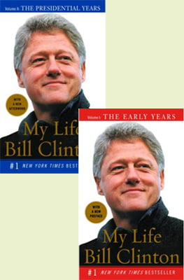 Combo My Life: The Early Years – My Life: The Presidential Years