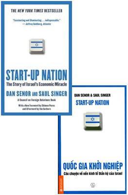 Combo Song Ngữ Start-Up Nation – Quốc Gia Khởi Nghiệp – Câu Chuyện Về Nền Nhà sách > Sách tiếng Việt > Kinh Tế Thần Kỳ Của Israel
