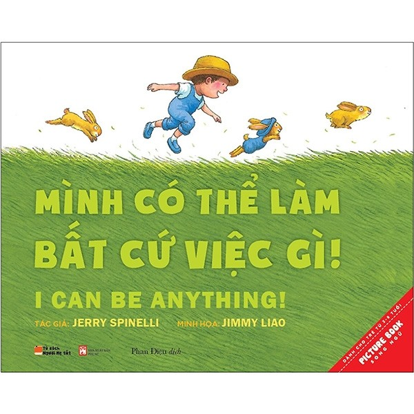 minh co the lam bat cu viec gi! - i can be anything!