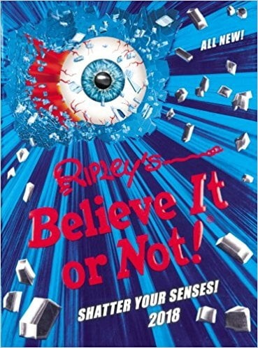 ripley's believe it or not! 2018 (annuals 2017)