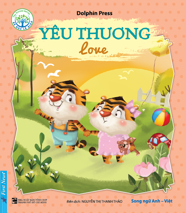 be hoc le giao - yeu thuong (sach song ngu anh - viet)