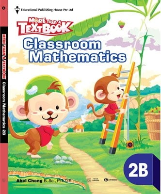 sach giao khoa toan singapore lop 2 - classroom mathematics 2b - more than a textbook