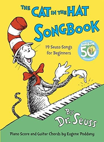 the cat in the hat song book (classic seuss) hardcover