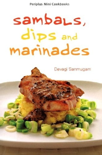mini sambals, dips and marinades (periplus mini cookbook series)