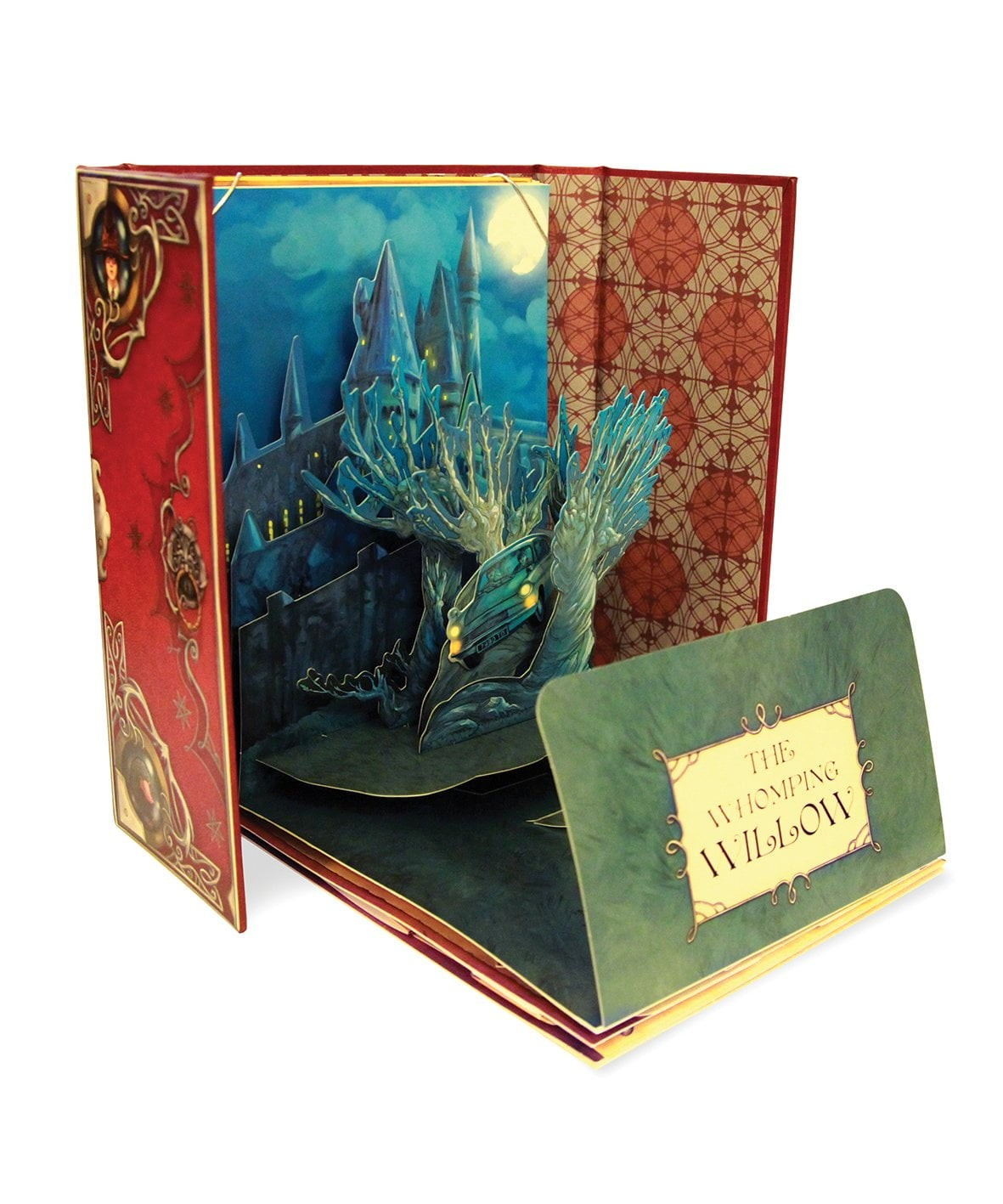 j.k. rowling's wizarding world - a pop-up gallery of curiosities
