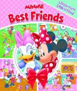 minnie mouse: best friends