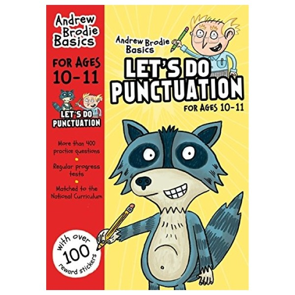 let's do punctuation 10-11