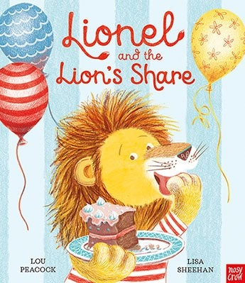 lionel and the lion s share hb