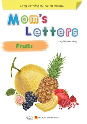 mom's letters: fruits