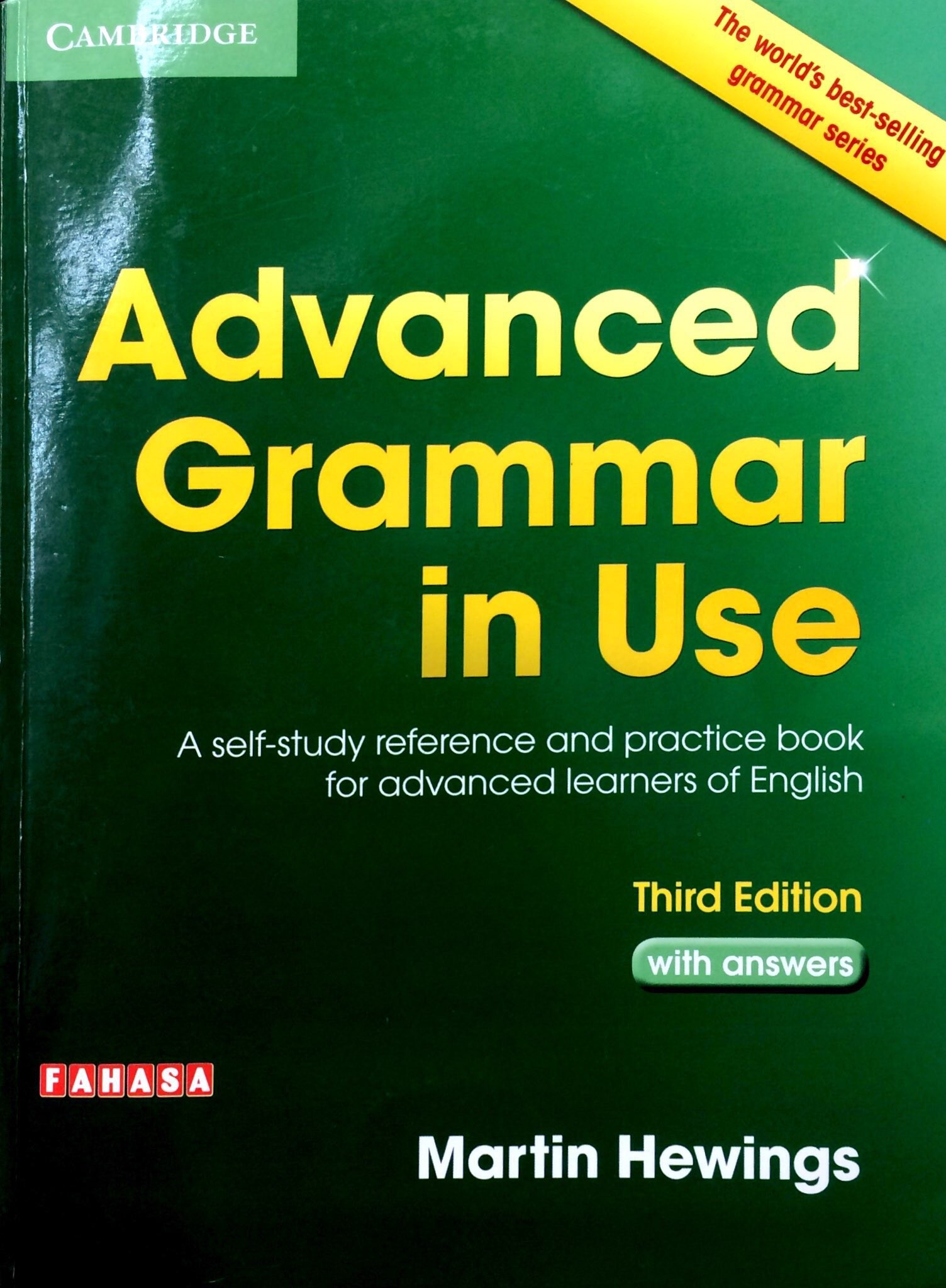 advanced grammar in use book with answers pdf