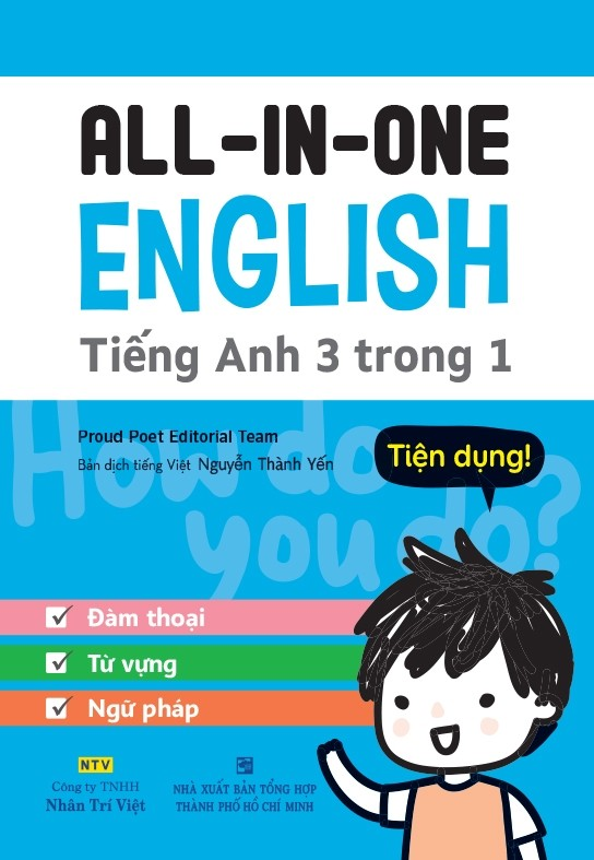all in one english - tieng anh 3 trong 1 (kem 1 dia mp3)