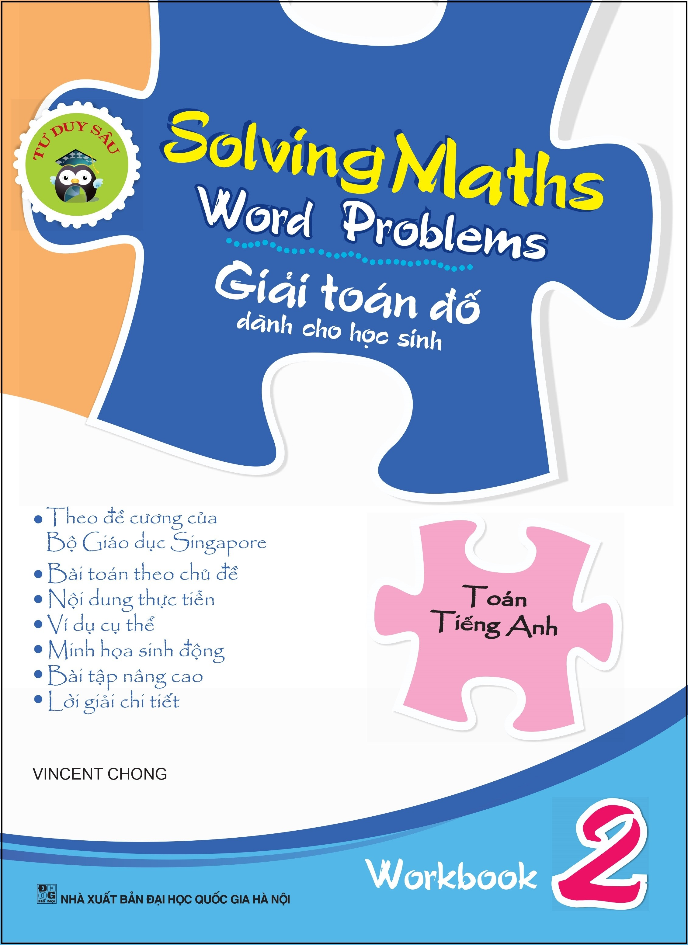 solving maths word problems - giai toan do danh cho hoc sinh - workbook 2
