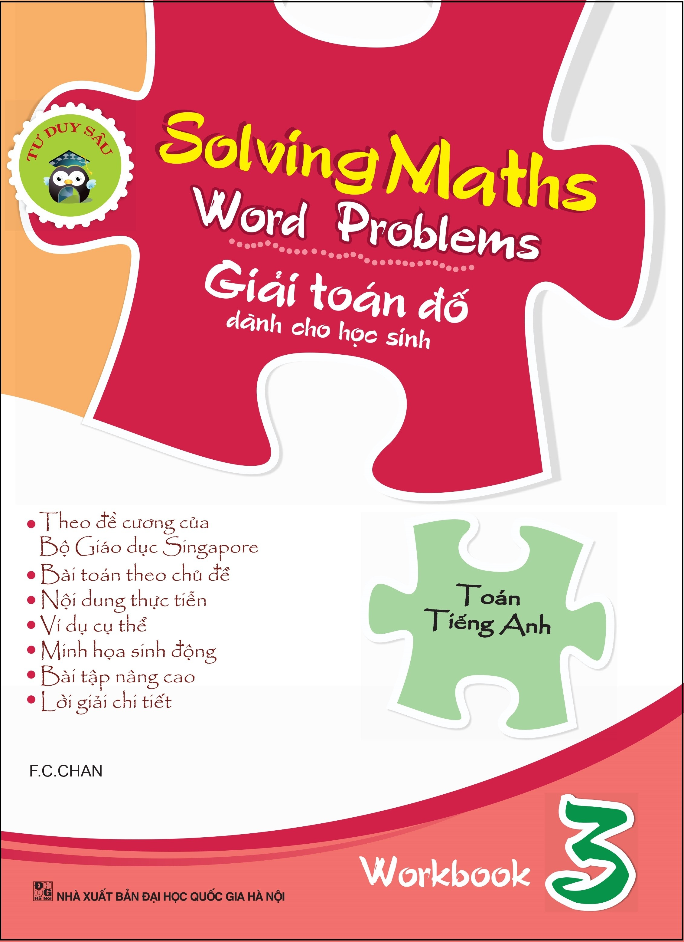 solving maths word problems - giai toan do danh cho hoc sinh - workbook 3