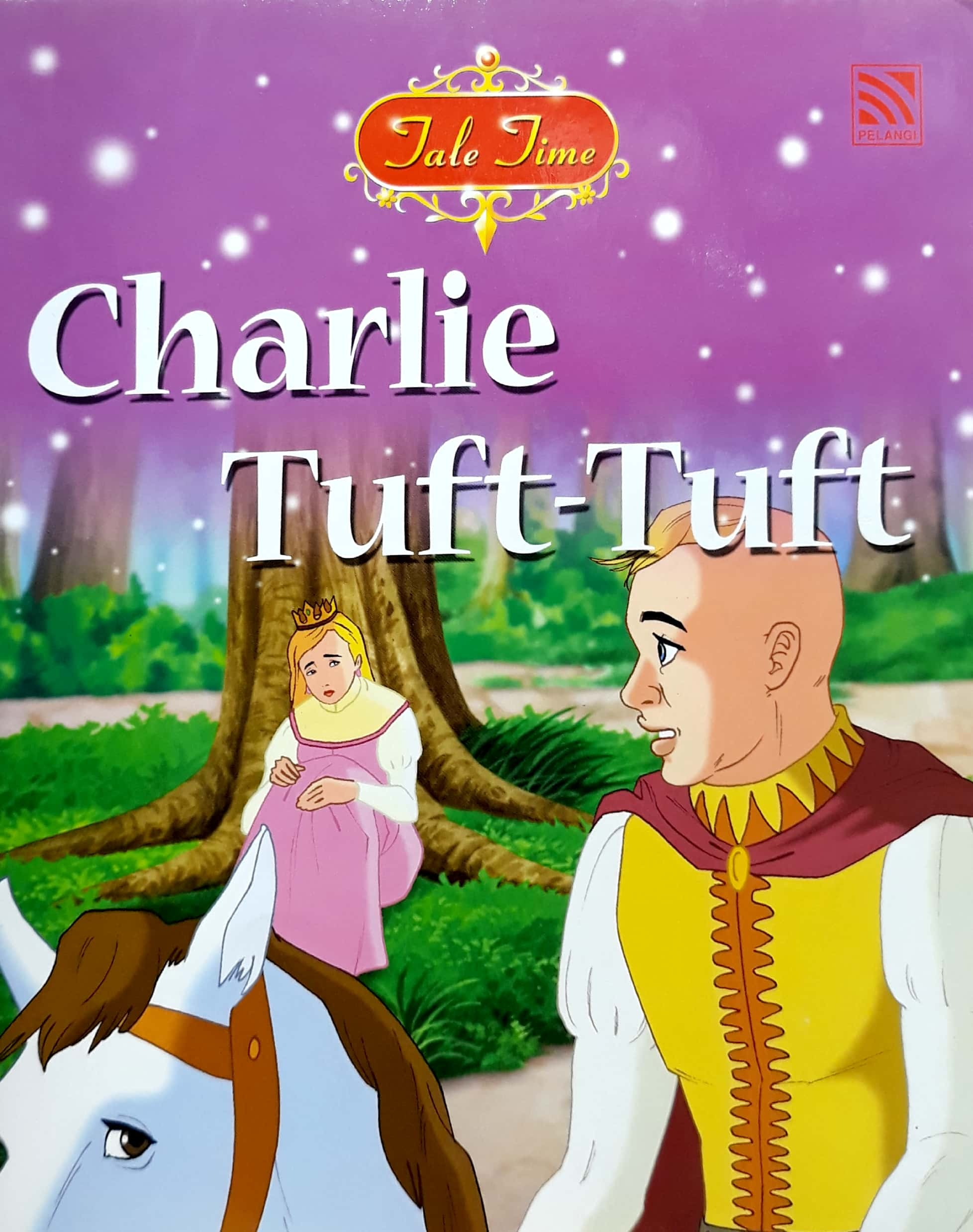 charlie tuft-tuft (tale time)