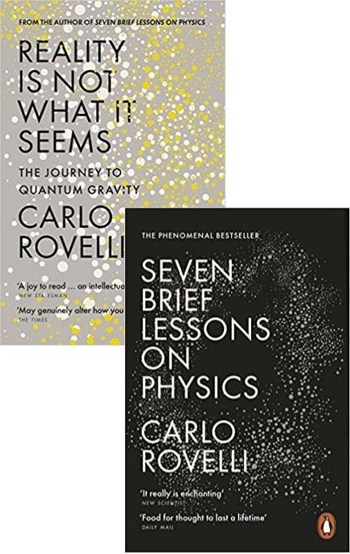 combo reality is not what it seems - seven brief lessons on physics