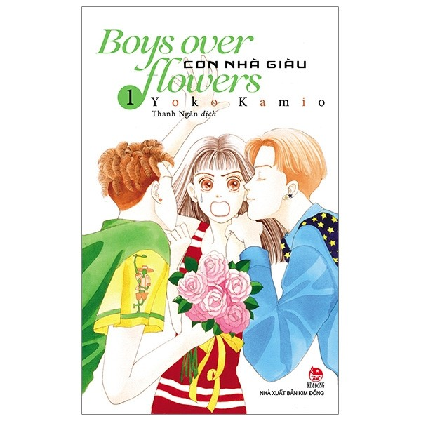 boys over flowers - con nha giau - tap 1