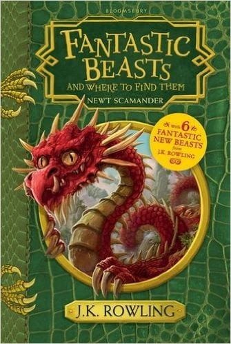 fantastic beasts and where to find them-hardback ( phat hanh cung luc the gioi 14/03/2017)