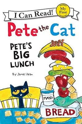 pete the cat : pete's big lunch