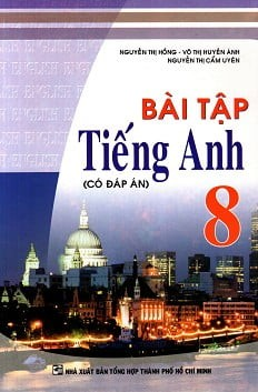 bai tap tieng anh lop 8