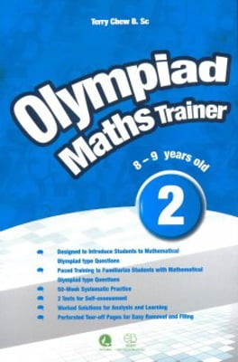 olympiad maths trainer 2 (8 - 9 years old)