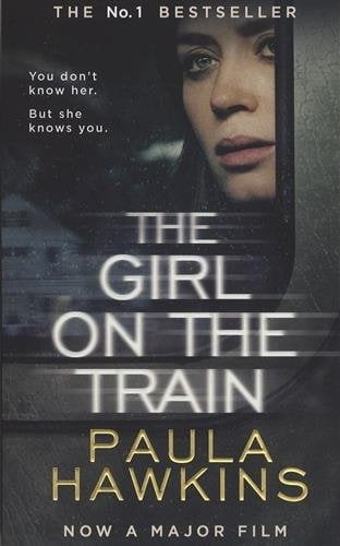 the girl on the train (film tie-in)