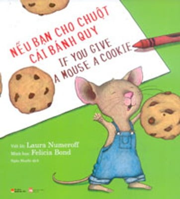 neu ban cho chuot cai banh quy - if you give a mouse a cookie