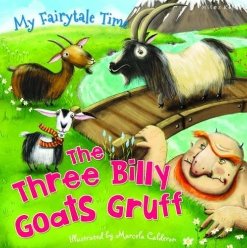 c24 fairytale time: 3 billy goats