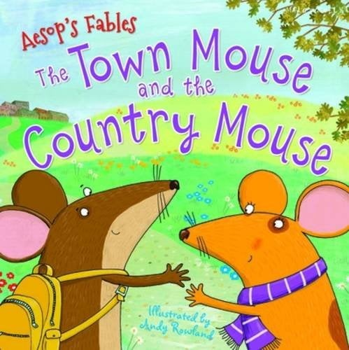 c24 aesop: town mouse & country