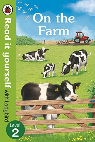 on the farm hb - read it yourself with ladybird level 2