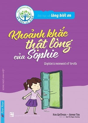 bai hoc ve long biet on - khoanh khac that long cua sophie