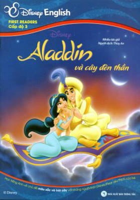 aladdin va cay den than - first readers cap do 3 (tai ban 2017)