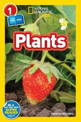 national geographic readers: plants (level 1)
