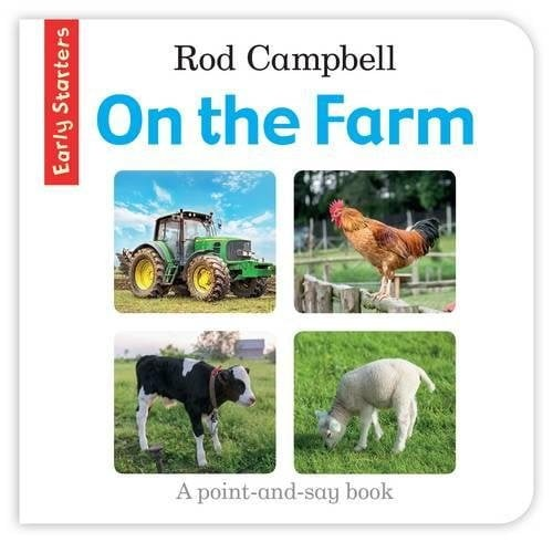 early starters: on the farm