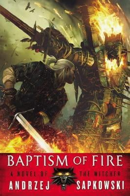 the witcher #3: baptism of fire
