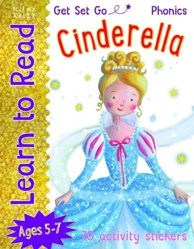 gsg: learn to read: cinderella