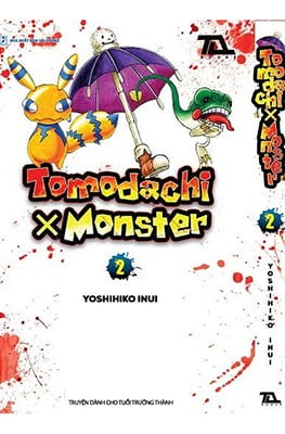 tomodachi x monster-tap 2
