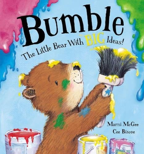 bumble – the little bear with big ideas!