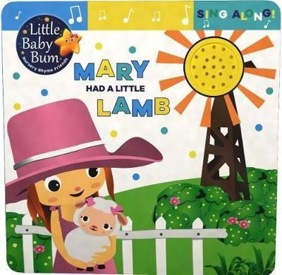 little baby bum: mary had a little lamb