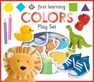 first learning: colors play set (bb)