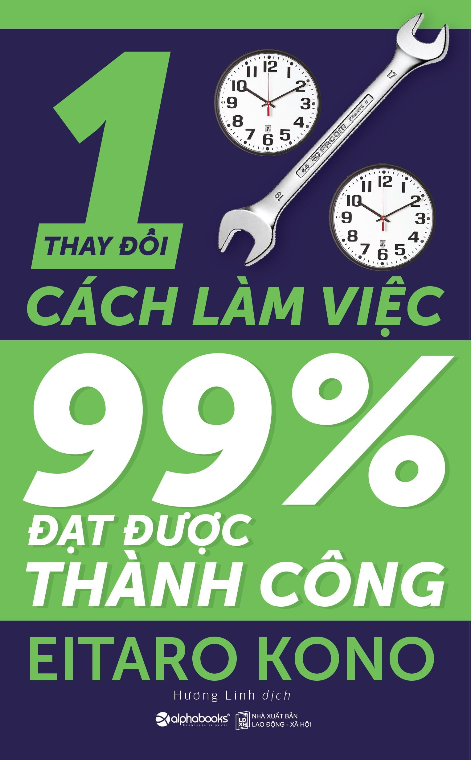 thay doi 1% cach lam viec - dat duoc 99% thanh cong