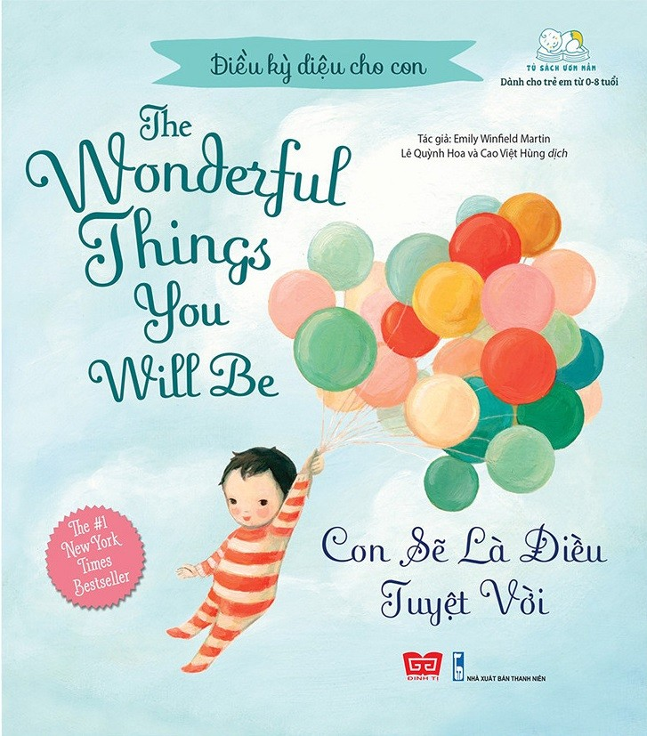 dieu ky dieu cho con - the wonderful things you will be - con se la dieu tuyet voi