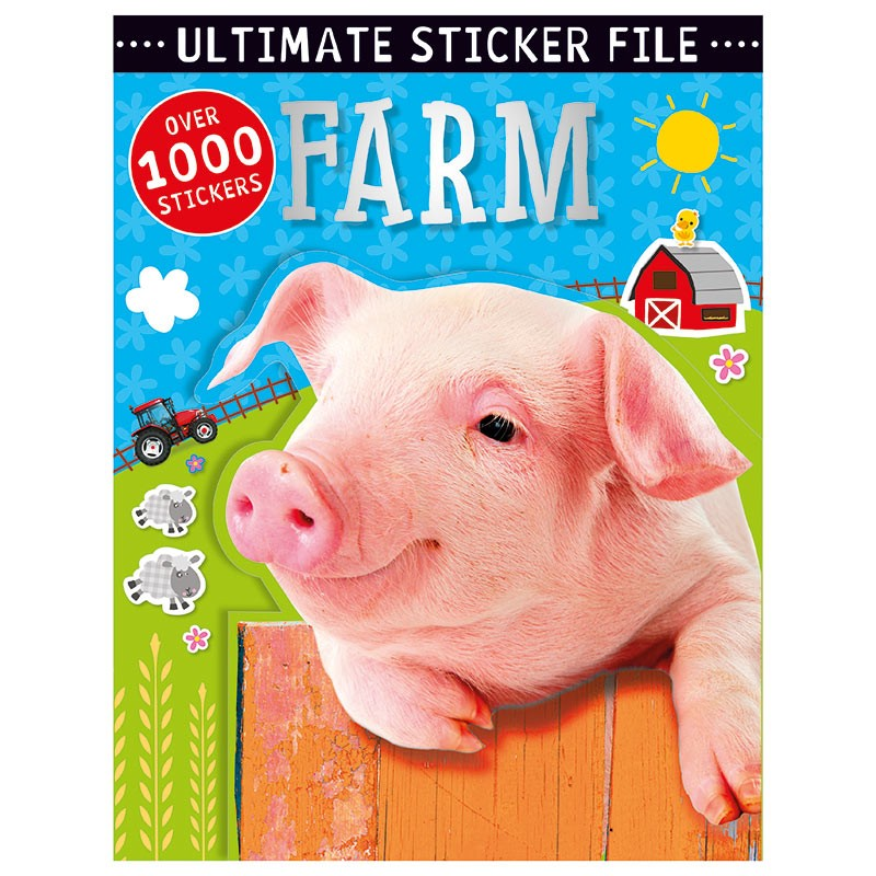 ultimate sticker file farm