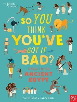 so you think ancient egypt
