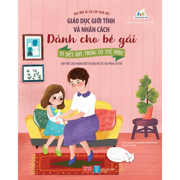 giao duc gioi tinh va nhan cach danh cho be gai - to biet quy trong co the minh