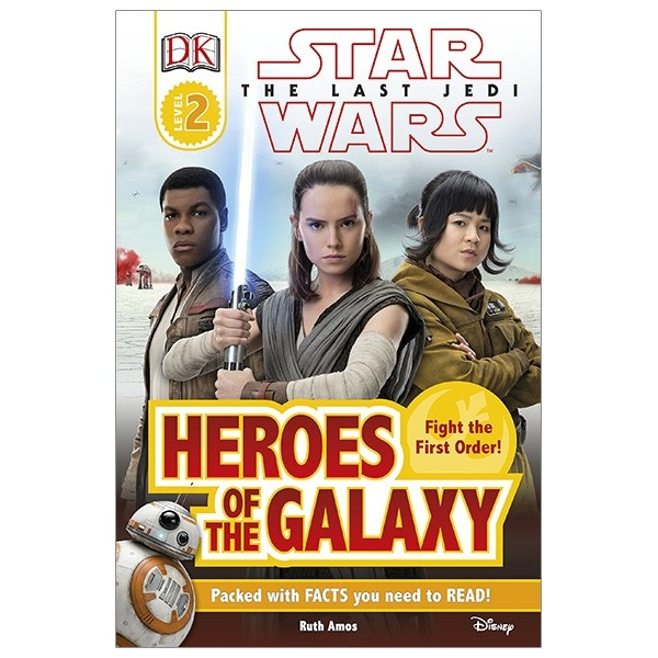 star wars the last jedi: heroes of the galaxy