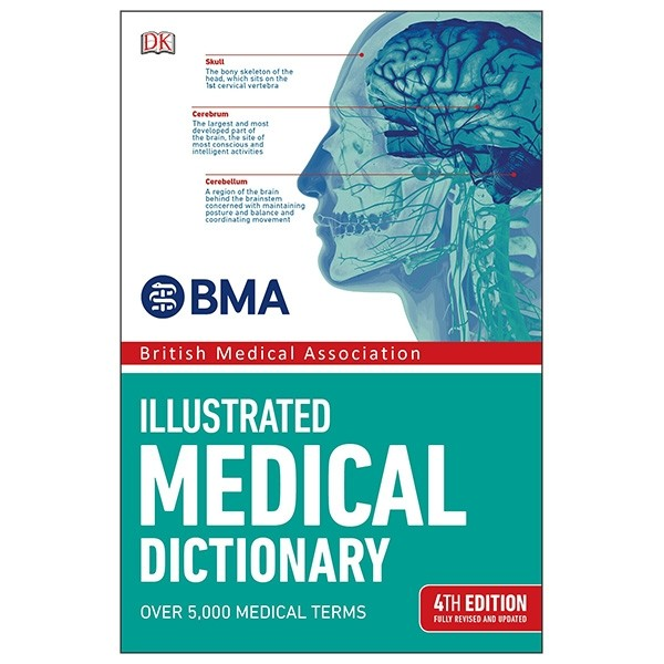 dk bma illustrated medical dictionary