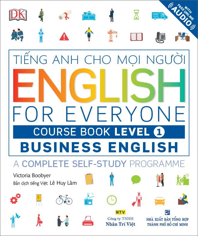 english for everyone - business english - course book 1 (cd)